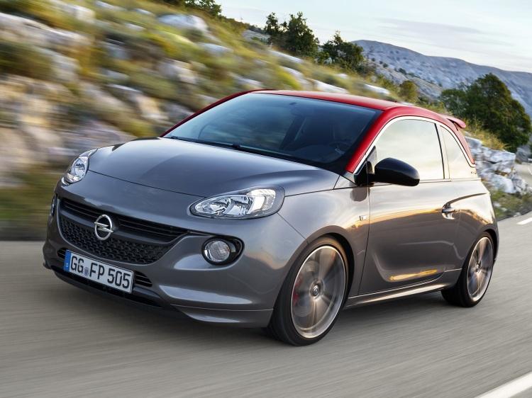 Opel Adam S 2