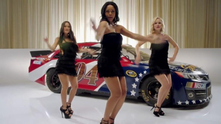 americanos NASCAR 4