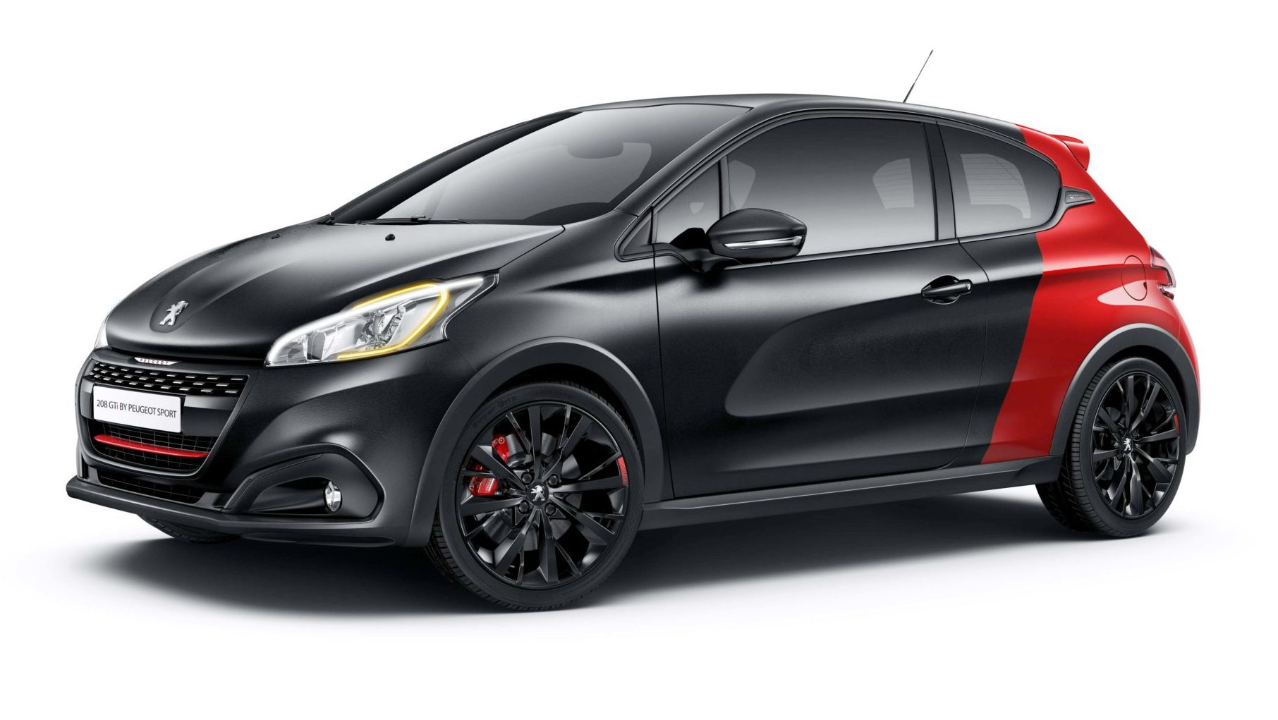 Puegot 208 GTI by PeugeotSport 30 Anos