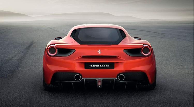 Ferrari 488 gtb 6