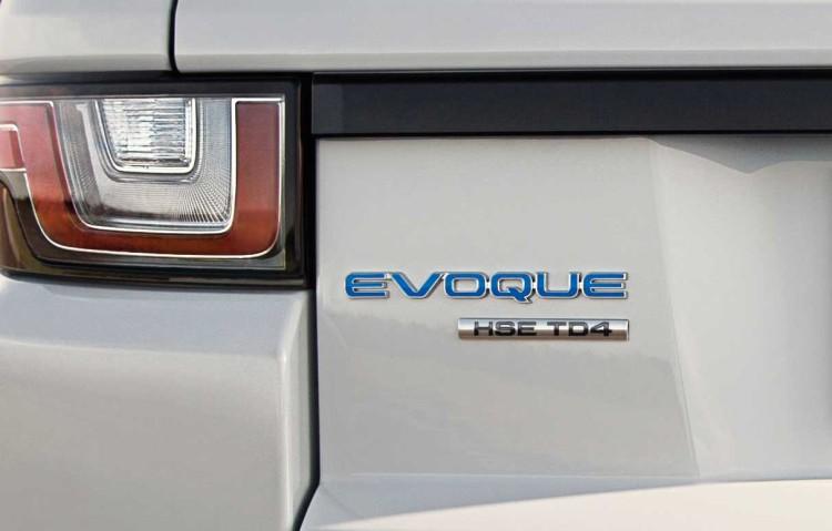 Range Rover Evoue