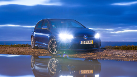 Volkswagen Golf R capa
