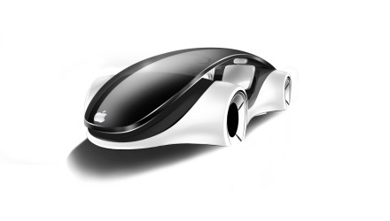apple car titan future