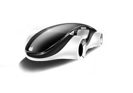 apple car titan future