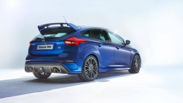 ford focus rs 2015 2
