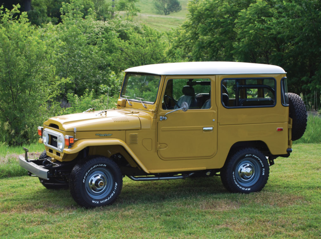 land cruiser fj40 10