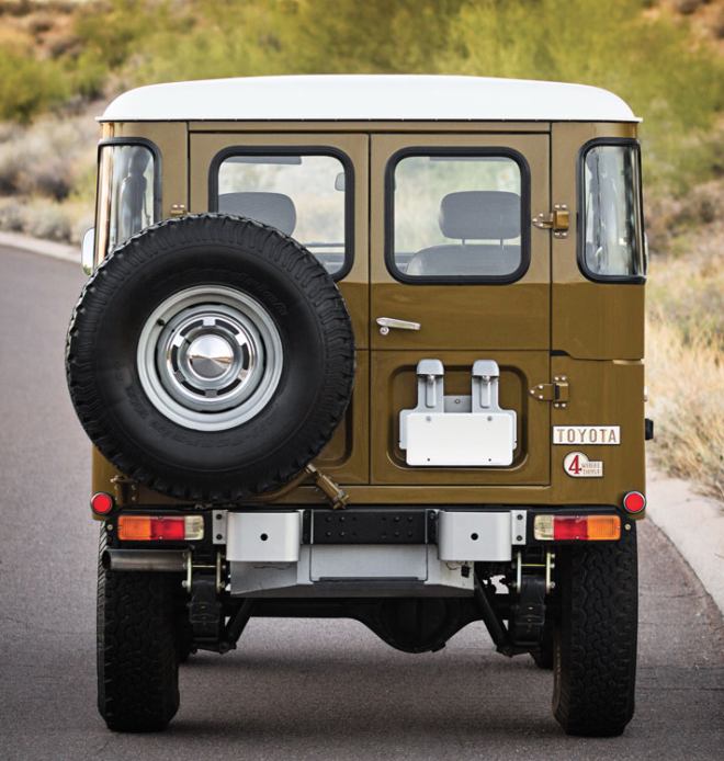 land cruiser fj40 5
