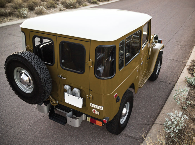 land cruiser fj40 7