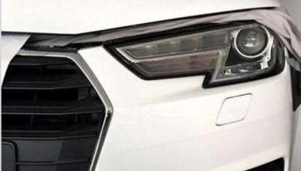 Audi A4 2016 1