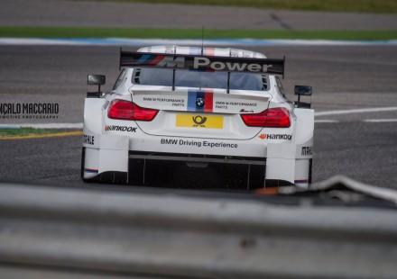BMW M4 DTM Estoril