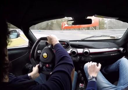 LaFerrari Nurburgring