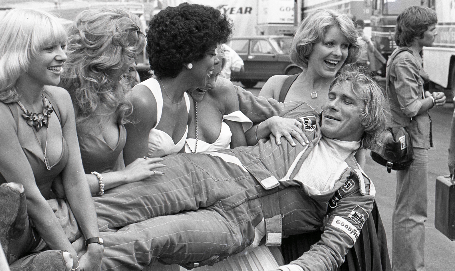 james hunt mulheres
