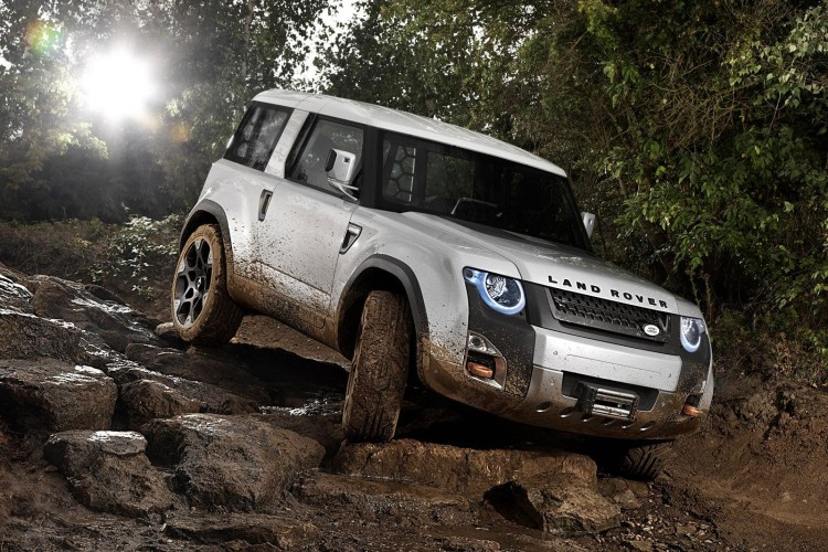 Land Rover Defender Concept