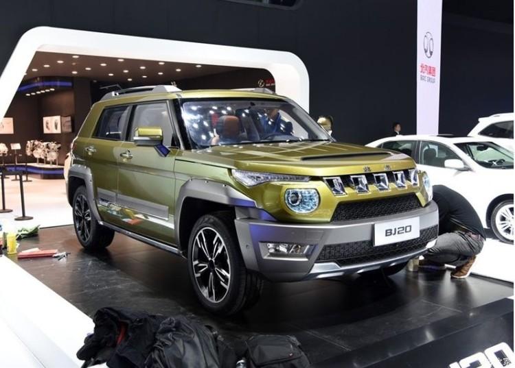 Beijing Auto BJ20