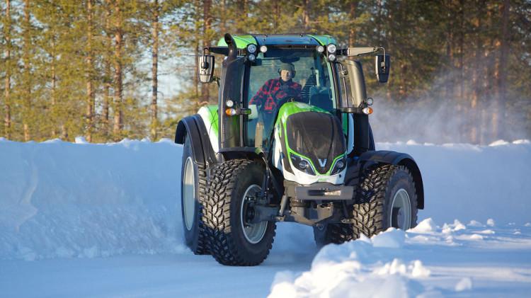 Trator mais rápido, 2015, Valtra T234, Juha Kankunnen
