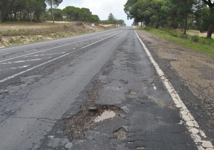 estrada nacional 120 grândola alcácer
