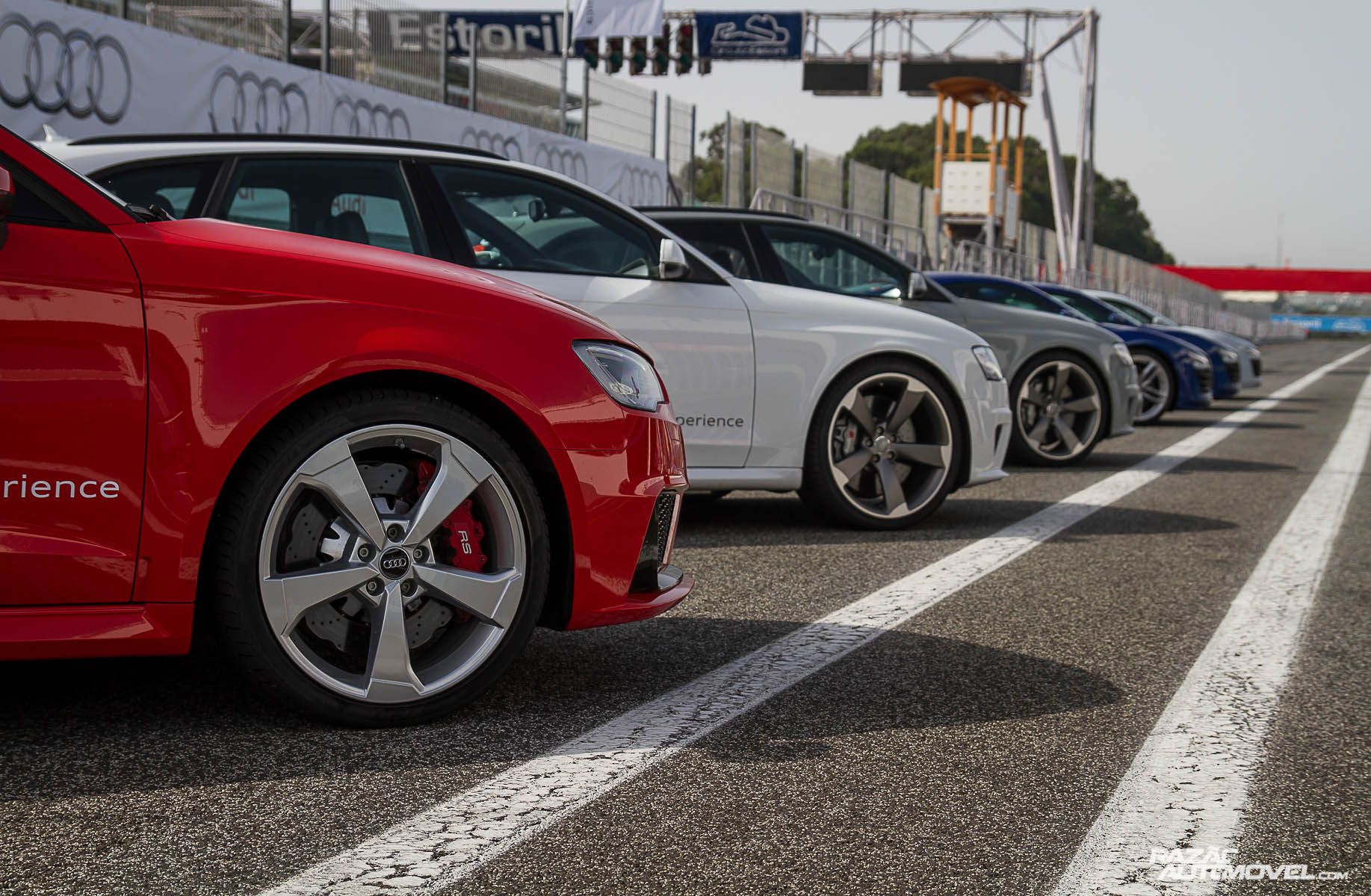 Audi Driving Experience