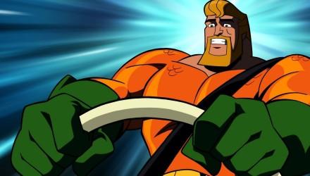 Super-herói da estrada