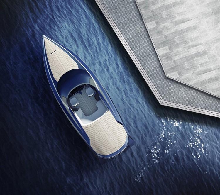 aston martin boat 1