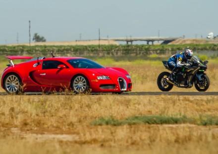bugatti h2r corrida