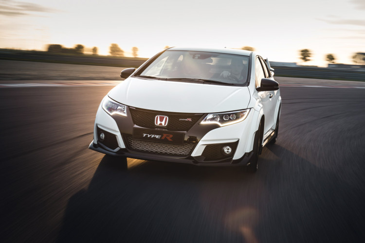 017 - 2015 CIVIC TYPE R FRONT DYN