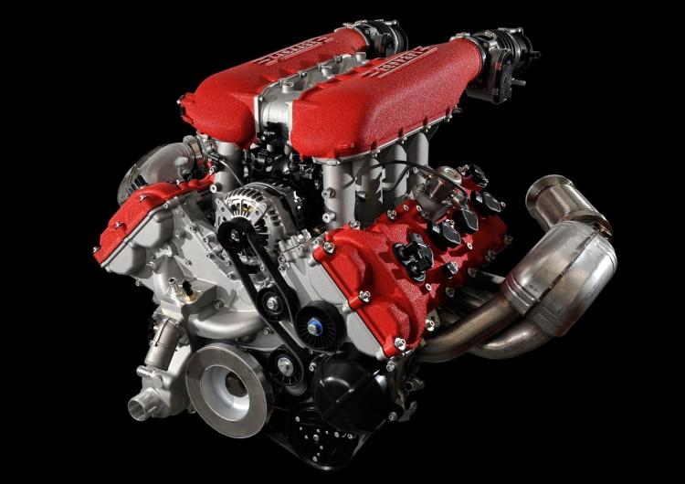 Ferrari-V8