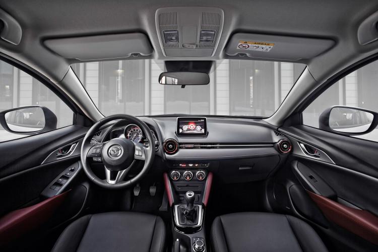 Mazda cx3 2015-20