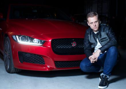 Jaguar_Armin van Buuren