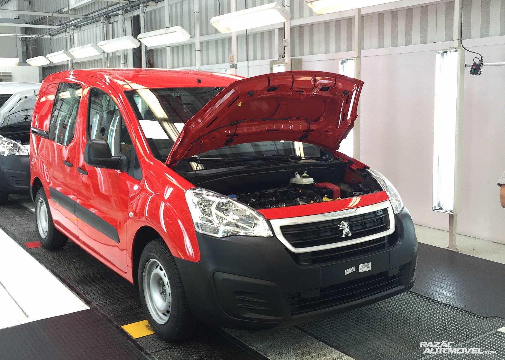 Peugeot Partner Mangualde CTT