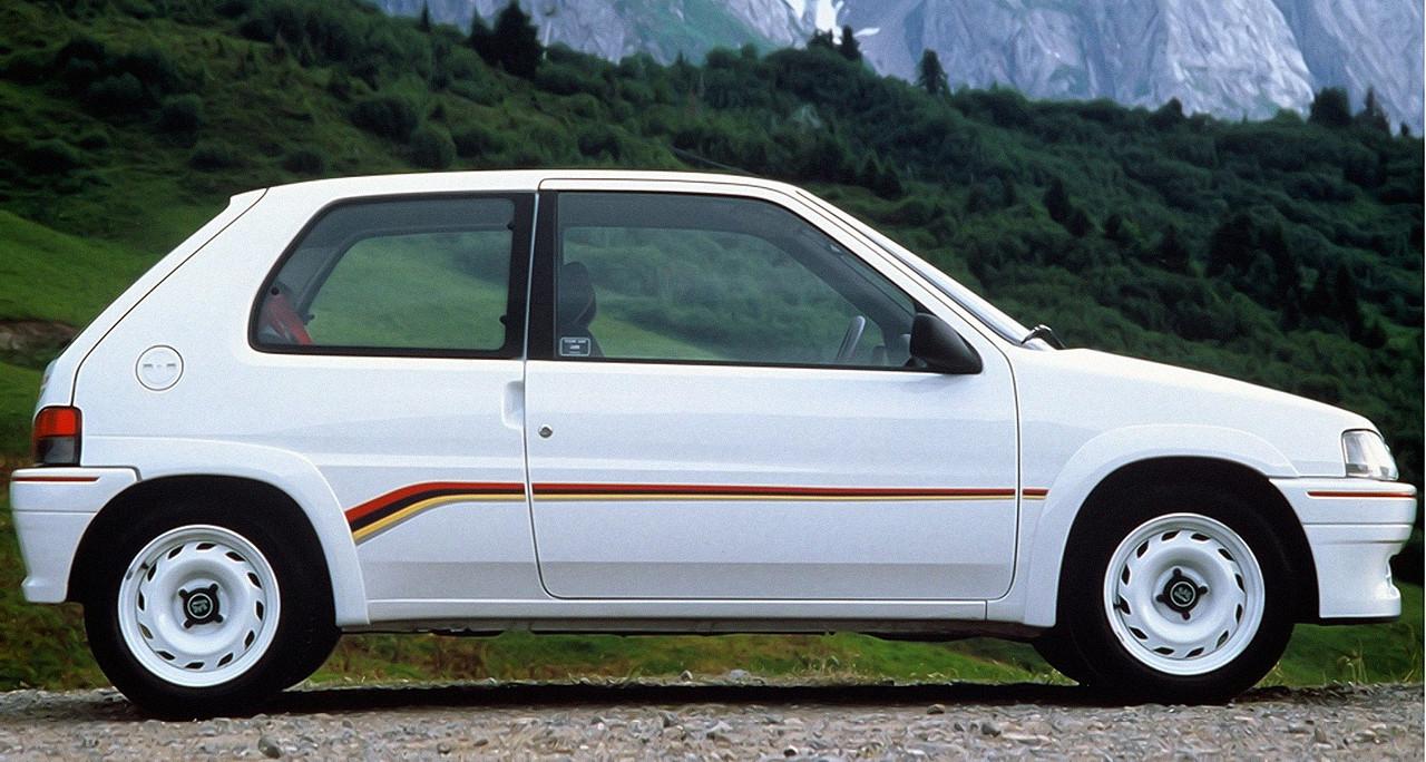 Peugeot 106 Rallye Um 171 Puro E Duro 187 Dos Anos 90
