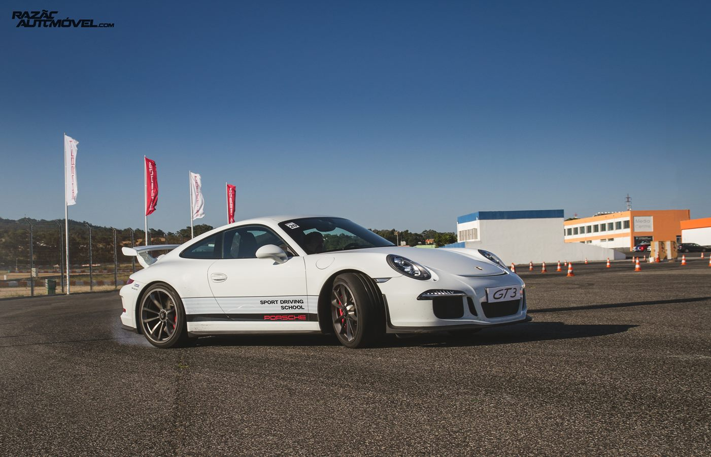 porsche 911 gt3 estoril 2