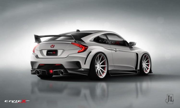 honda type-r coupe 2.0 turbo 1