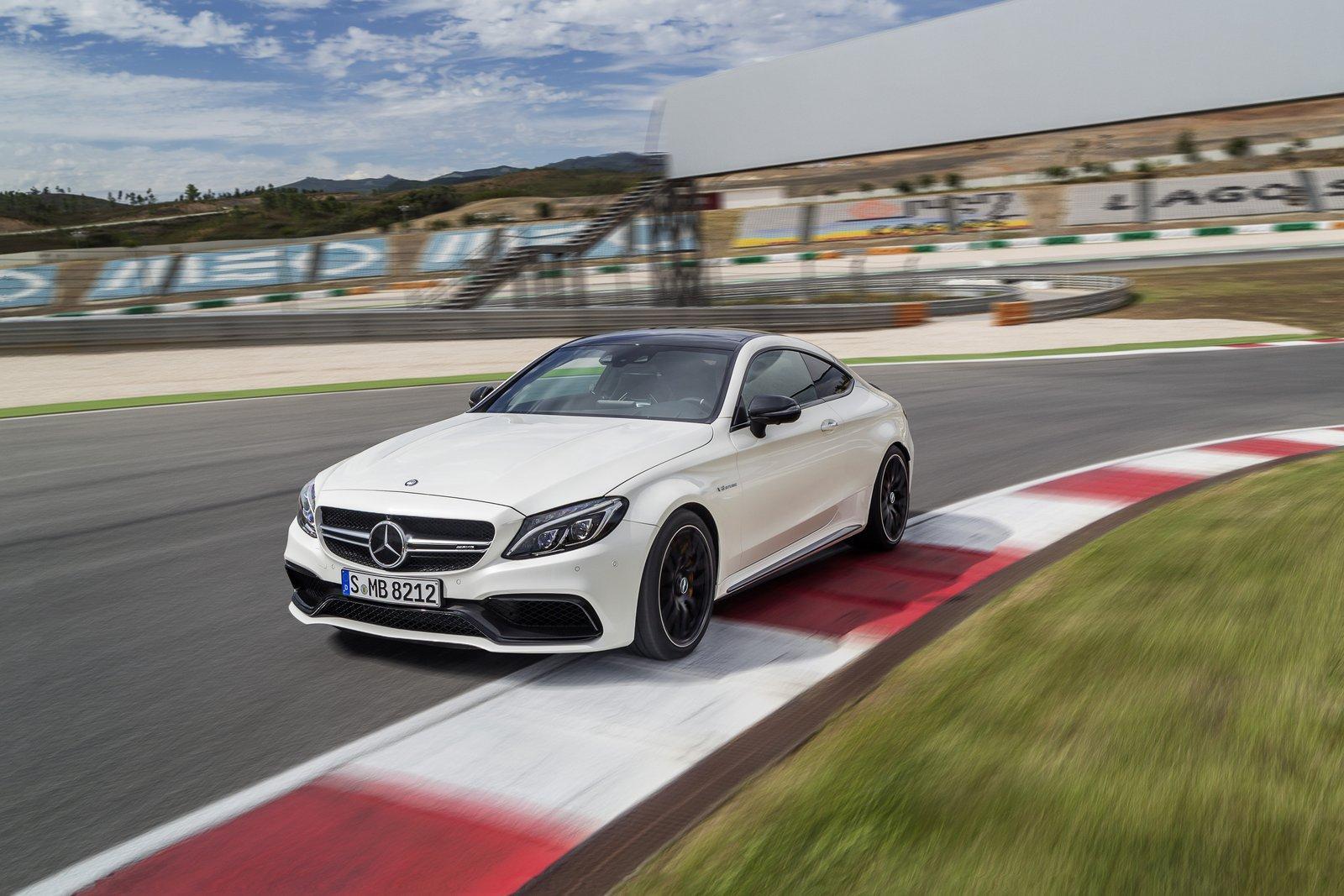Novo Mercedes AMG C63 Coupé Apresentado: Apertem Os Cintos.
