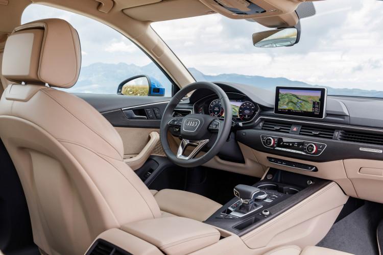 Audi A4 2016-90