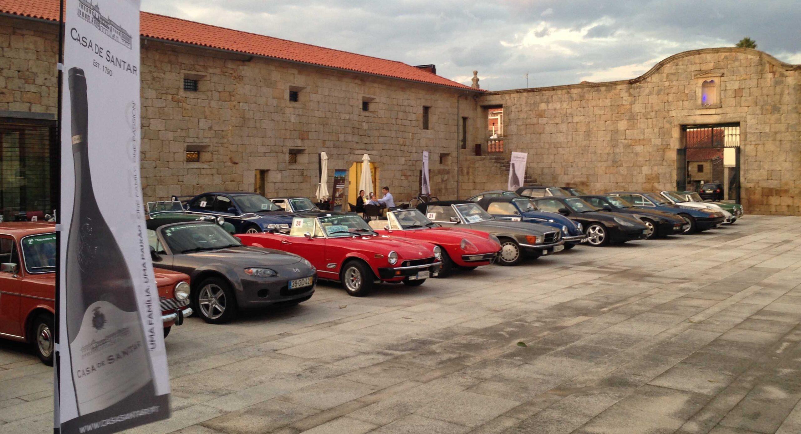Encontro Ibérico de Automóveis Clássicos