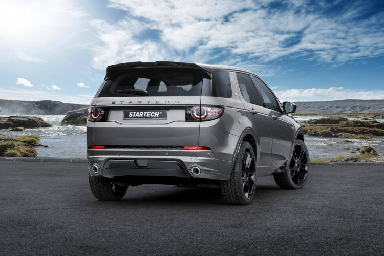 Land Rover Discovery startech 6