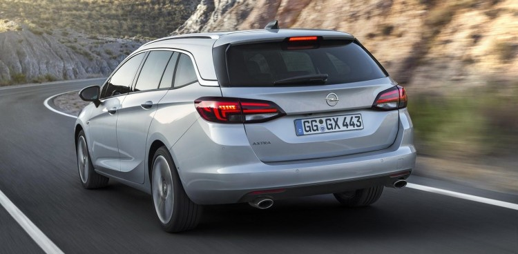 Opel Astra Sports Tourer 20