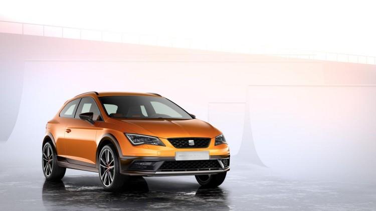 Seat Leon Cross Sport 2