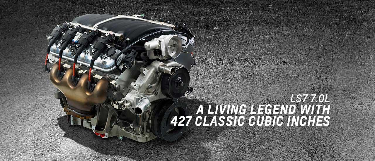 2013 chevrolet performance ls7