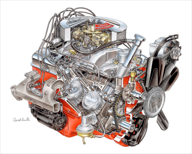 Chevy 302