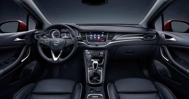 Opel Astra 2016-28