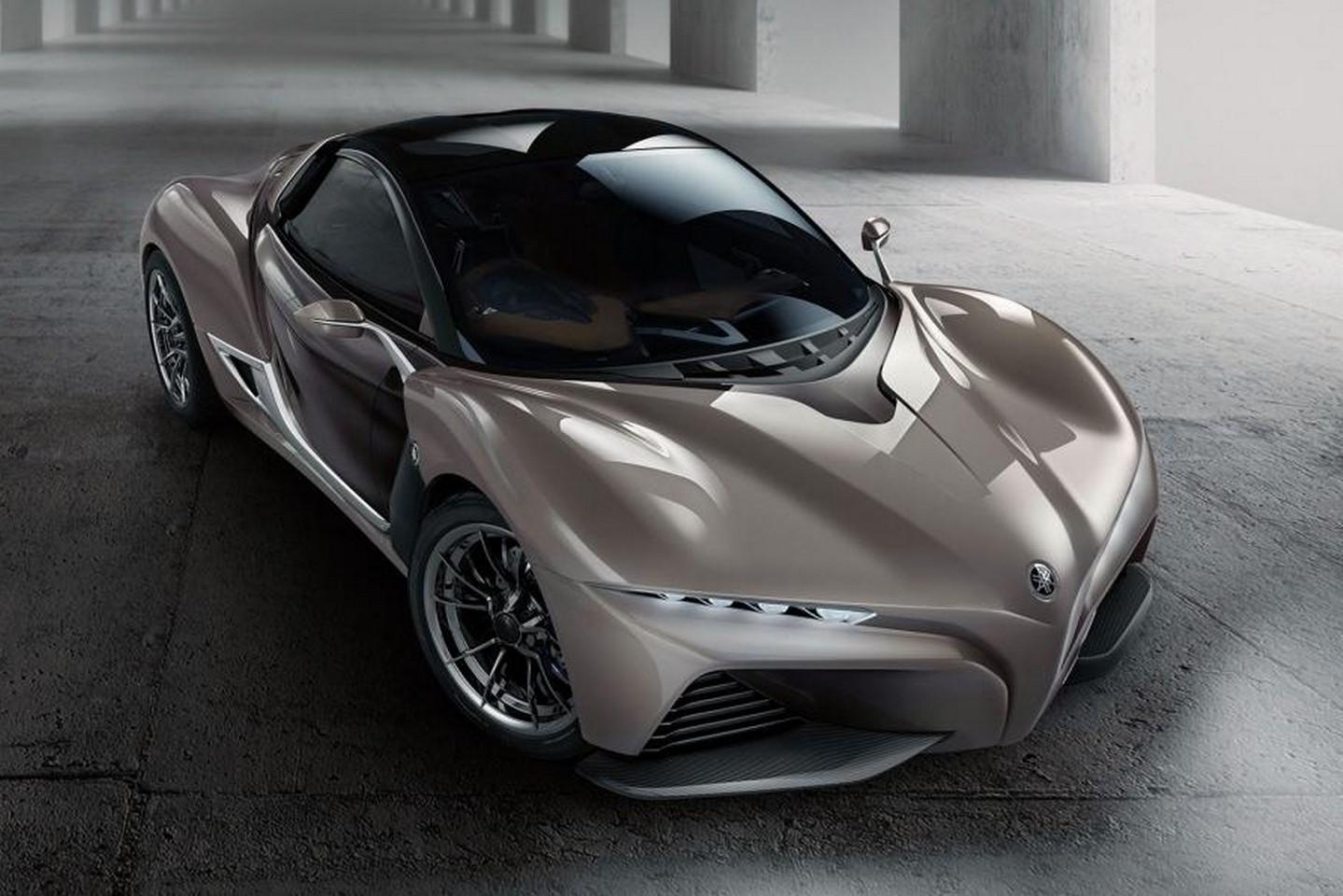Gordon Murray - Yamaha Sports Ride Concept