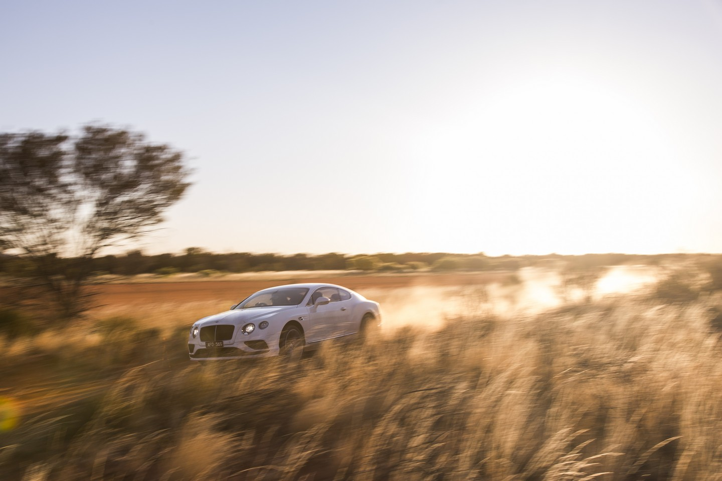 Bentley Continental GT 206mph