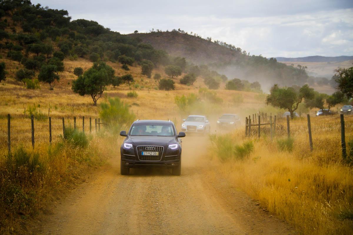 Audi quattro Offroad Experience - Alentejo