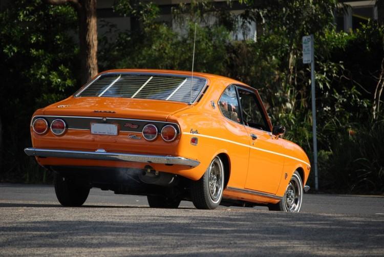 Mazda Capella Rotary rx2