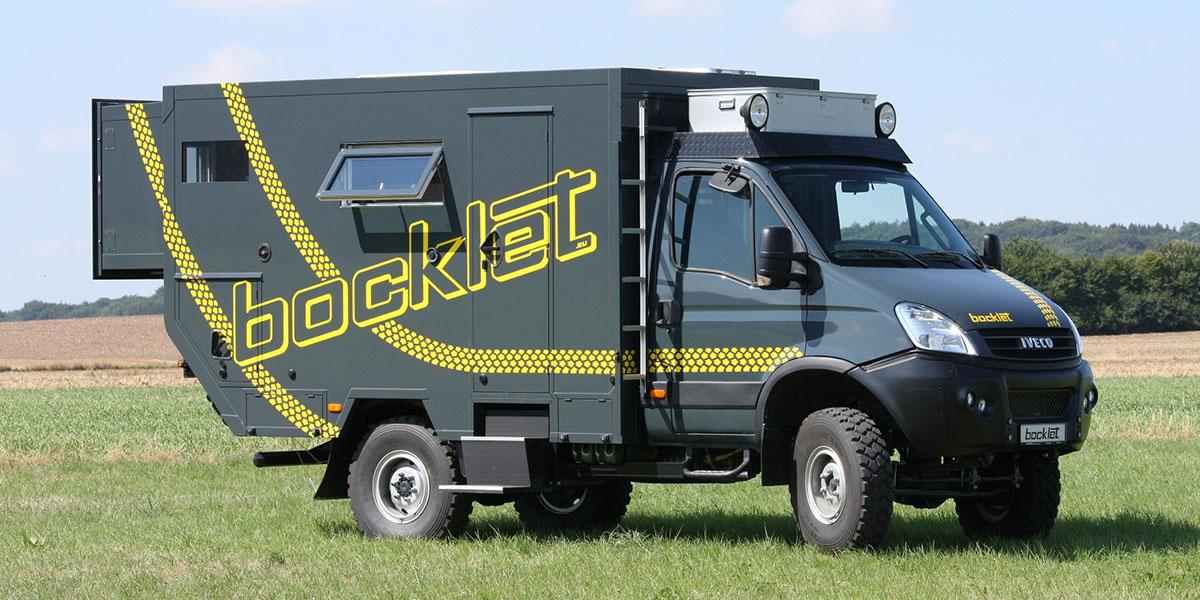 Bocklet Dakar 630E