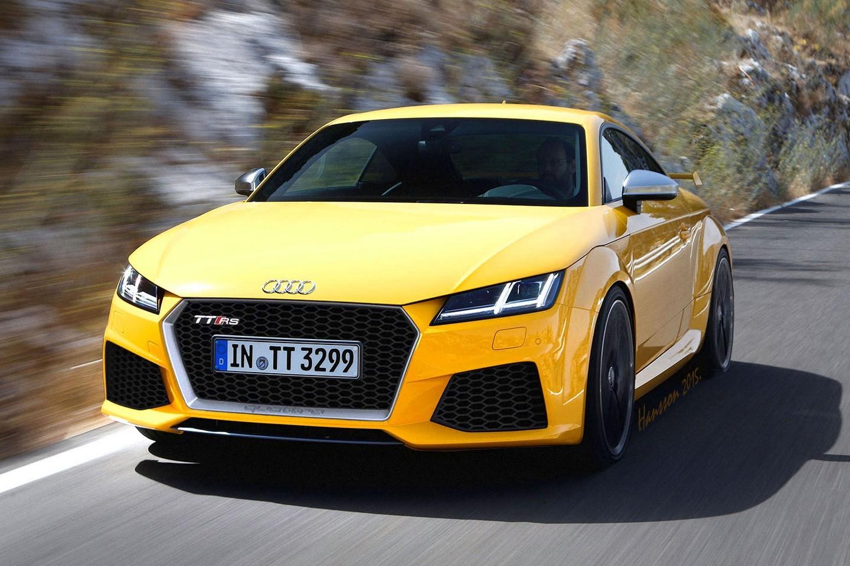 Ser 225 Assim O Novo Audi Tt Rs