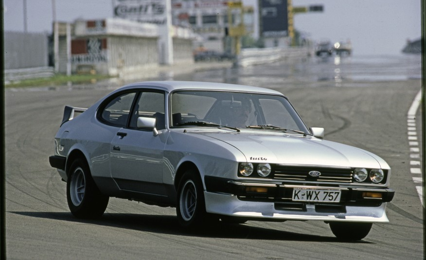 Ford Capri RS 2.8 Turbo