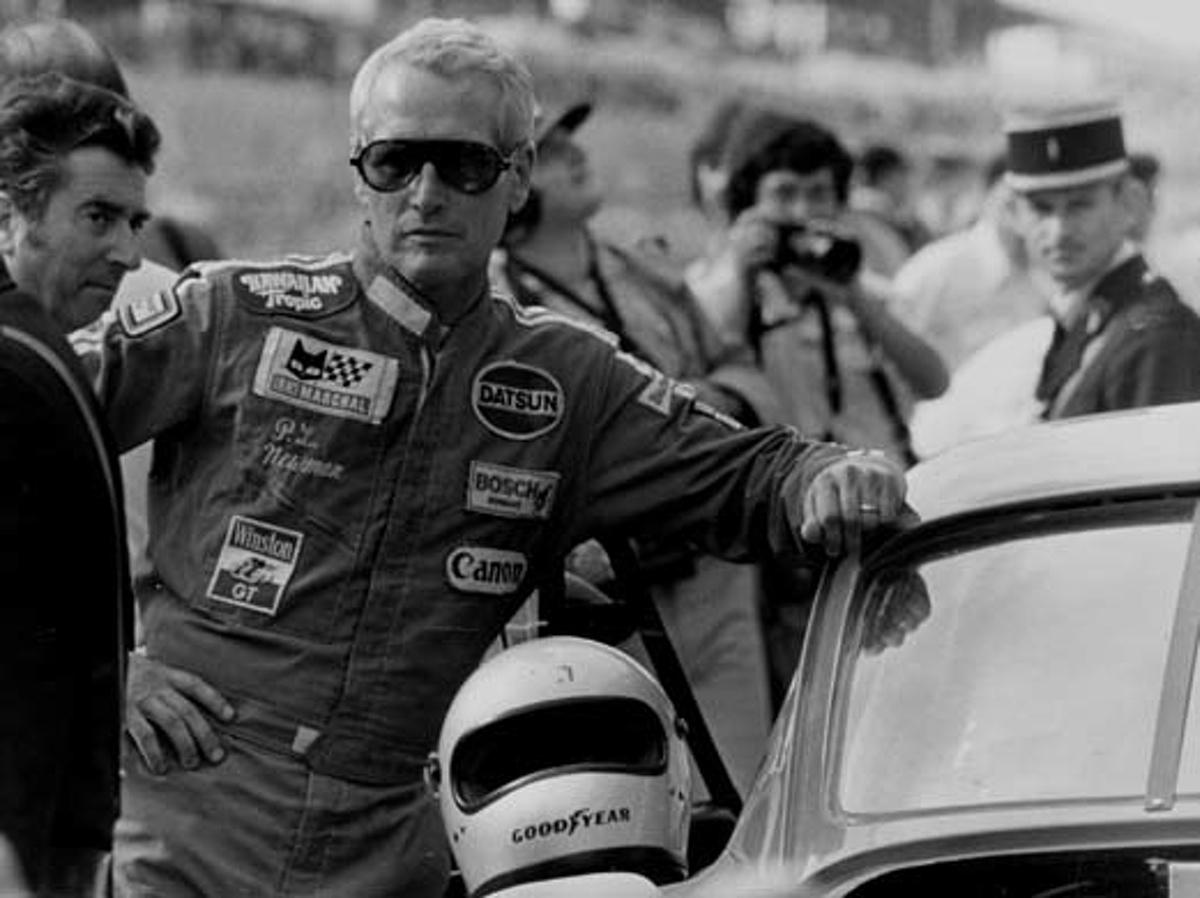 Paul Newman, gentleman driver