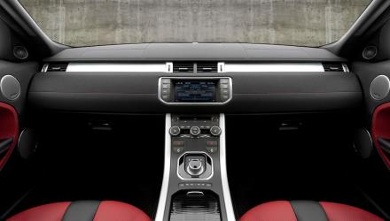 Range Rover Volante